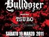 Bulldozer 19.03.2011 Roma