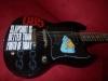 Luca (STRAIGHT OPPOSITION) guitar !!!