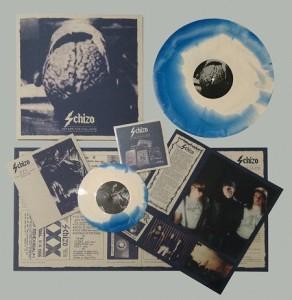 Schizo - Before the collapse 1985-87 (2016 - F.O.A.D. Records)
