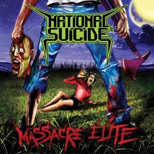 National Suicide - Massacre Elite (2018 - Scarlet Records)