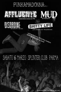 Affluente 16.03.2019 Parma