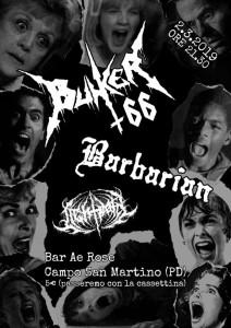 Bunker 66 02.03.2019 Campo San Martino