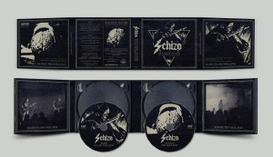 Schizo - Delayed Death – 1984 1989 The Years Of Collapse (2021 F.O.A.D. Records)